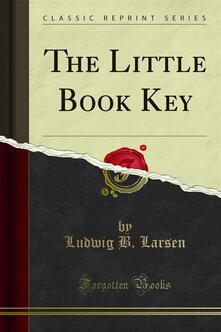 The Little Book Key