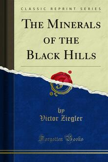 The Minerals of the Black Hills