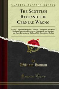 The Scottish Rite and the Cerneau Wrong