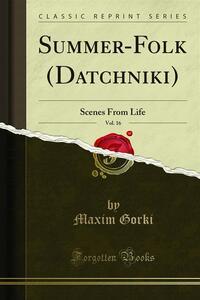 Summer-Folk (Datchniki)
