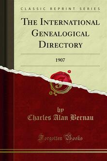 The International Genealogical Directory