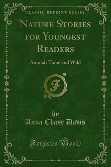 Nature Stories for Youngest Readers