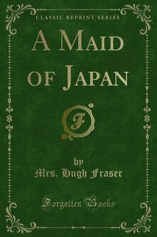 A Maid of Japan