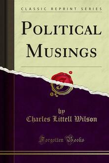 Political Musings