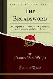 The Broadsword