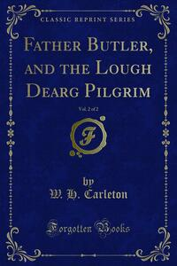 Father Butler, and the Lough Dearg Pilgrim