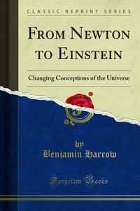 From Newton to Einstein