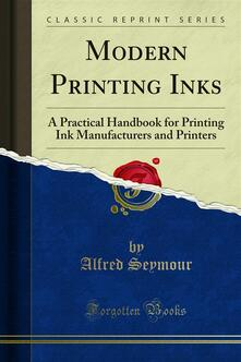 Modern Printing Inks
