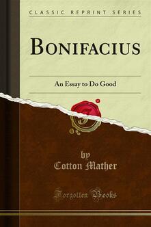 Bonifacius