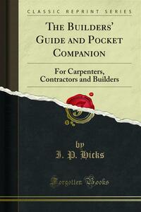The Builders' Guide and Pocket Companion