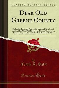 Dear Old Greene County