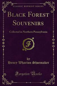 Black Forest Souvenirs