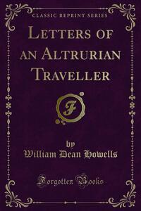 Letters of an Altrurian Traveller