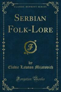 Serbian Folk-Lore