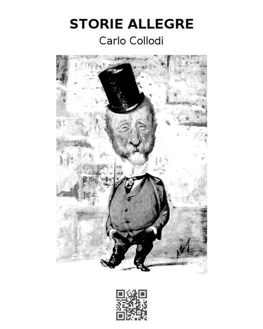 Storie allegre - Carlo Collodi - ebook