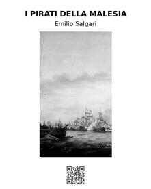 I pirati della Malesia - Emilio Salgari - ebook