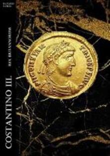Costantino III. Rex Britannorum - Patrizio Corda - ebook