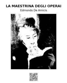 La maestrina degli operai - Edmondo De Amicis - ebook