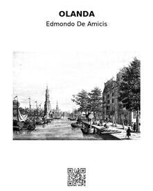 Olanda - Edmondo De Amicis - ebook