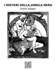 I misteri della jungla nera - Emilio Salgari - ebook