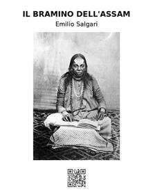 Il Bramino dell'Assam - Emilio Salgari - ebook