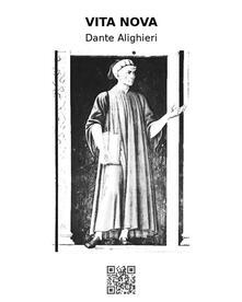 Vita nova - Dante Alighieri - ebook