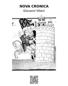 Nova cronica - Giovanni Villani - ebook