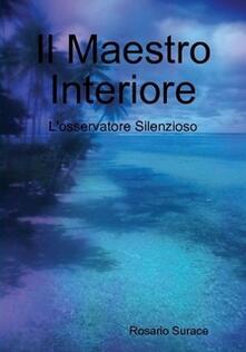 Maestro Interiore - Rosario Surace - ebook