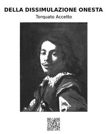 Della dissimulazione onesta - Torquato Accetto - ebook