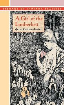 A Girl of the Limberlost - Gene Stratton-Porter - cover