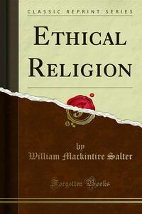 Ethical Religion
