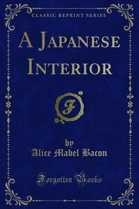 A Japanese Interior