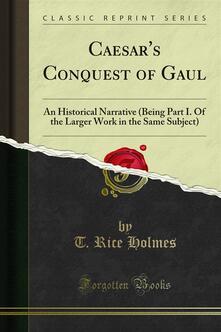 Caesar's Conquest of Gaul