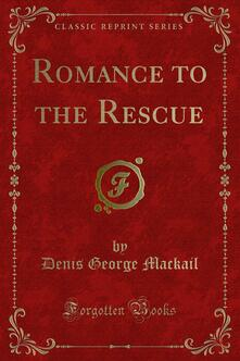 Romance to the Rescue