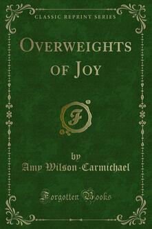 Overweights of Joy