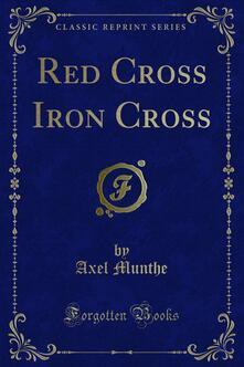 Red Cross Iron Cross
