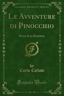 Le Avventure di Pinocchio - Carlo Collodi - ebook