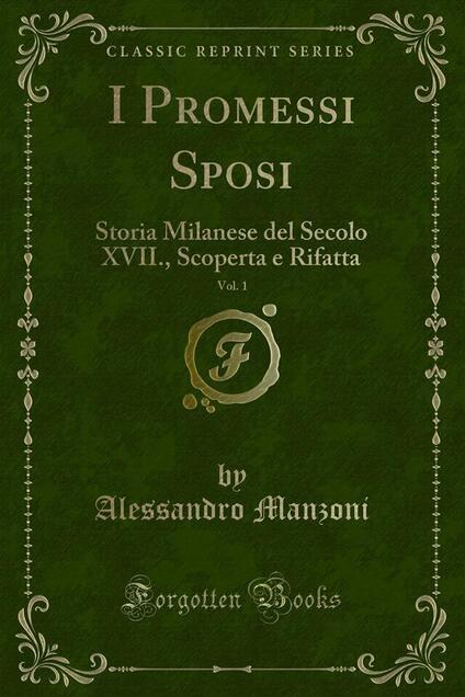I Promessi Sposi - Alessandro Manzoni - ebook