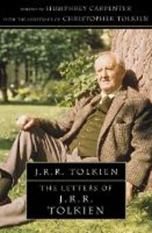 The Letters of J. R. R. Tolkien - Humphrey Carpenter,Christopher Tolkien - cover