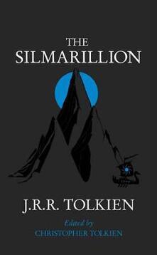 The Silmarillion - J. R. R. Tolkien - cover