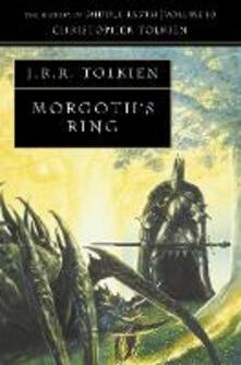 Morgoth's Ring - Christopher Tolkien - cover