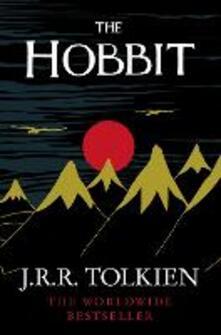The Hobbit - J. R. R. Tolkien - cover