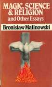 Libro in inglese Magic, Science and Religion and Other Essays Bronislaw Malinowski