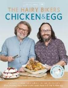 The Hairy Bikers' Chicken & Egg - Hairy Bikers,Si King,Dave Myers - cover