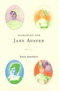 Searching for Jane Austen - Emily Auerbach - cover