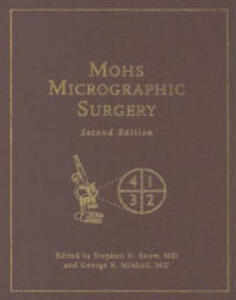 Mohs Micrographic Surgery - cover