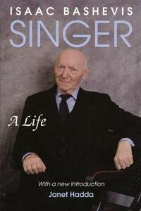 Isaac Bashevis Singer and the Lower East Side - cover