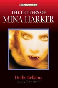 The Letters of Mina Harker - cover