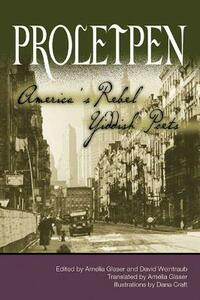 Proletpen: America's Rebel Yiddish Poets - cover