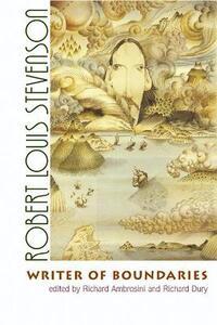 Robert Louis Stevenson: Writer of Boundaries - cover